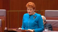 The Coalition Hands Its Values To Hanson