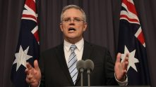 GST Change Is A Plain And Simple Tariff, Scott Morrison