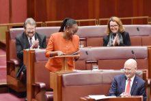 Senator's Inspirational First Speech Savages Welfare Traps